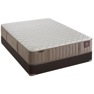 Stearns & Foster Scarborough Ultra Firm Queen Ultra Firm Mattress Set