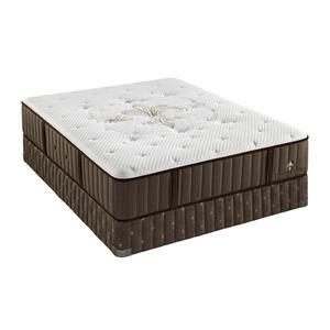 Queen Ultra Firm Tight Top Mattress Adj Set