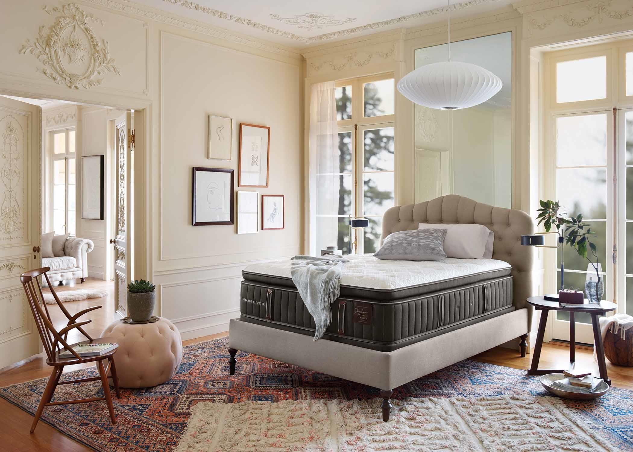Queen Lux Estate Rookwood Firm Mattress