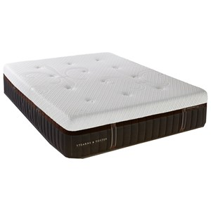Stearns & Foster Brooklet Elite Full Cushion Firm Hybrid Mattress