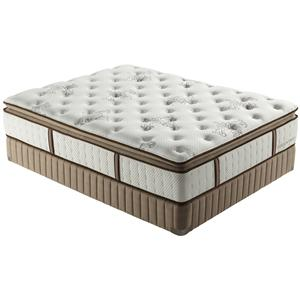 Stearns & Foster Estate 2012 Queen Luxury Firm EPT Mattress Set