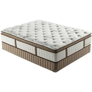 Stearns & Foster Estate 2012 Queen Luxury Plush EPT Mattress