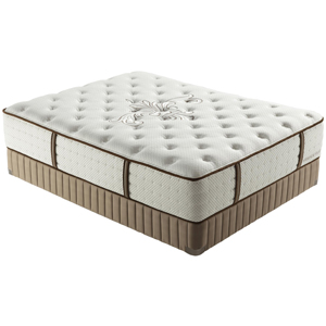 Stearns & Foster Lux Estate 2012 Queen Luxury Firm Mattress