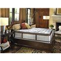 Stearns & Foster Luxury Latex Tuscan Summer Villa Queen Ultra Plush Mattress and Box Spring