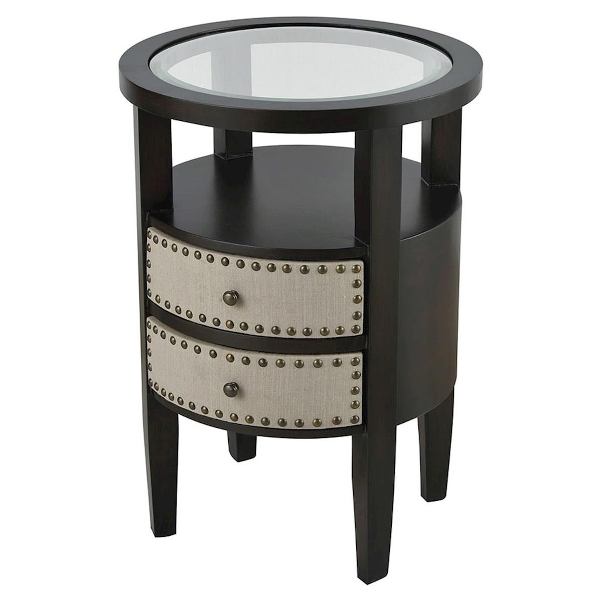 Stein World 1677tables Round End Table - Item Number: 16776