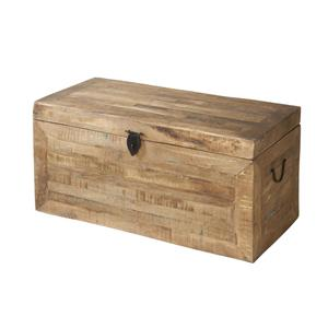 Morris Home Accent Tables Reclaimed Trunk