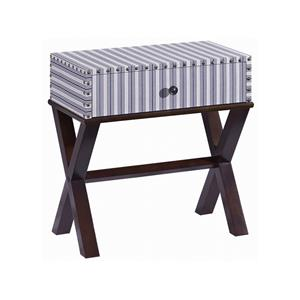 Stein World Accent Tables Ticking 1 Drawer Accent Table