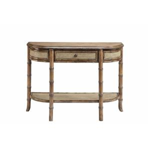 Morris Home Furnishings Accent Tables Console Table