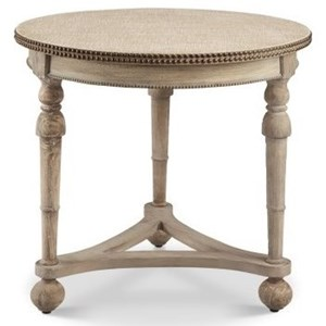 Morris Home Accent Tables Wyeth End Table