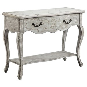 Stein World Accent Tables Dedra Sofa Table