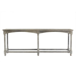 Morris Home Furnishings Accent Tables Longbottom Entry Table
