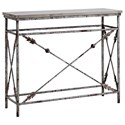 Morris Home Accent Tables Arrowdale Console Table - Item Number: 13693