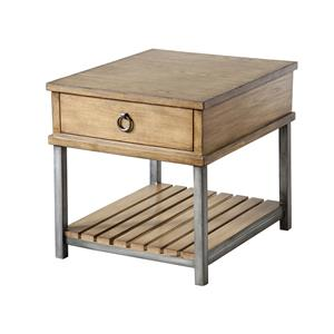Morris Home Furnishings Accent Tables End Table