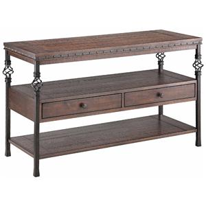 Stein World Accent Tables Sherwood Sofa Table