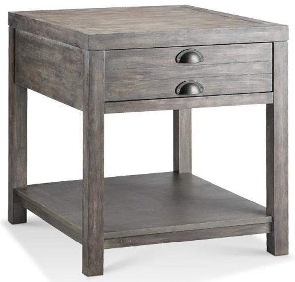Stein World Accent Tables Bridgeport Rectangle Side Table W Drawer Dream Home Furniture End