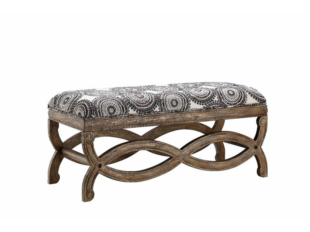 Stein World Benches Cassin Accent Bench - Item Number: 12955