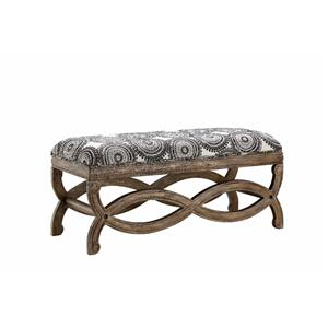 Morris Home Furnishings Benches Cassin Accent Bench