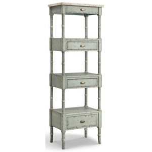 Morris Home Bookcases Zornes Shelf