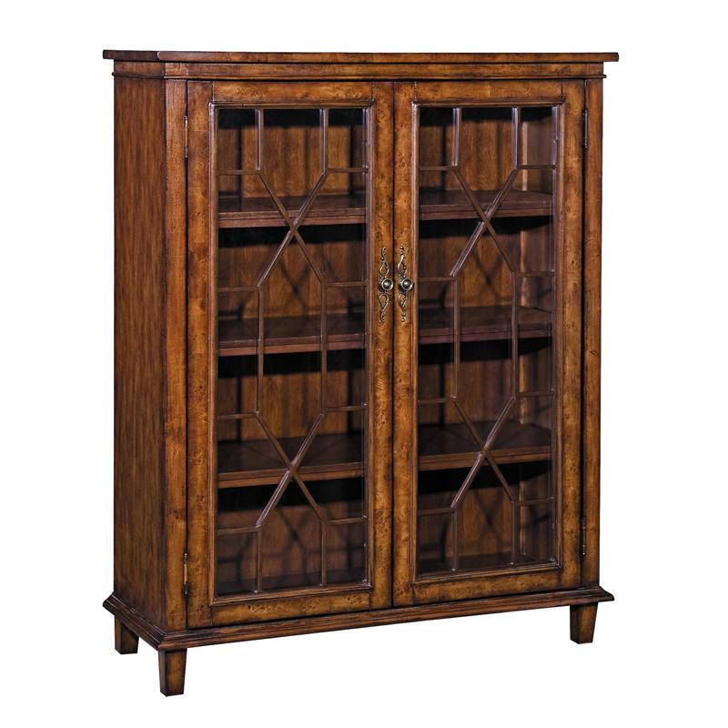 Stein World Bookcases Chippendale Style Bookcase - Item Number: 58648