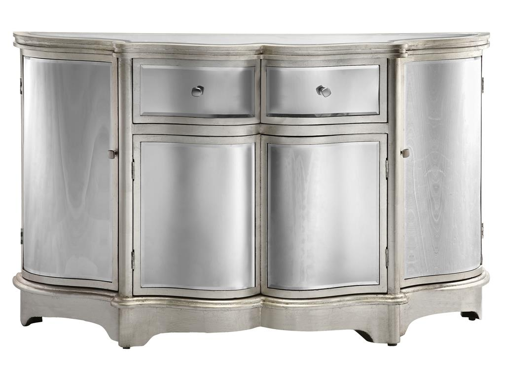 Cabinets Mirrored Credenza by Stein World at Zak's Home