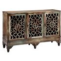 Morris Home Cabinets Accent Cabinet - Item Number: 12524