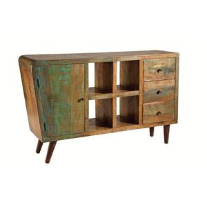 Morris Home Cabinets Wood Console