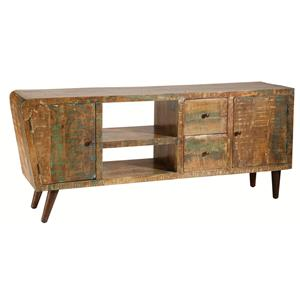 Morris Home Furnishings Cabinets Media Console