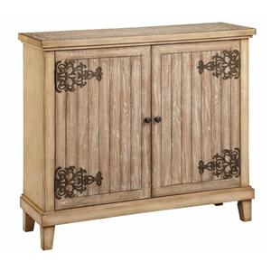 Morris Home Cabinets 2-Door Accent Cabinet
