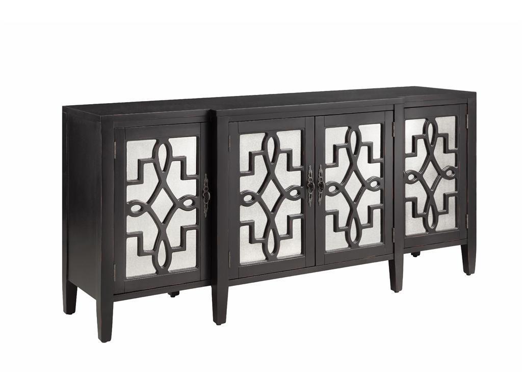 Stein World Cabinets Mirrored Credenza - Item Number: 13184