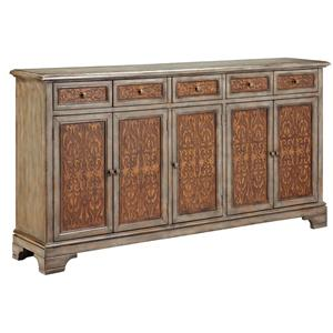 Morris Home Furnishings Cabinets Cyrus Cabinet