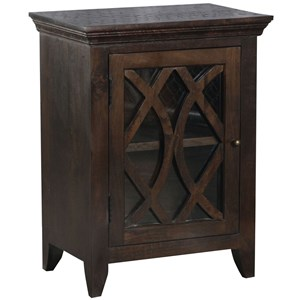 Morris Home Furnishings Cabinets Fort Amsterdam Cabinet