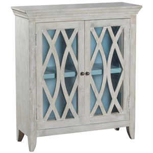 Morris Home Cabinets Marigot Accent Cabinet