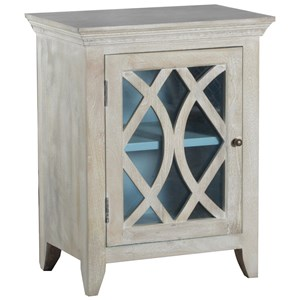 Morris Home Furnishings Cabinets Blanche Cabinet
