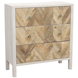 Morris Home Furnishings Cabinets Dara Accent Chest