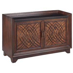 Morris Home Furnishings Cabinets Barrington AccentCabinet