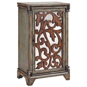 Morris Home Furnishings Cabinets Midi Wine Cabinet
