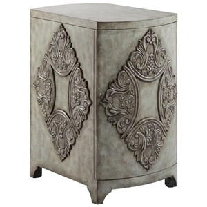 Morris Home Furnishings Cabinets Penelope Cabinet