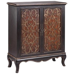 Morris Home Furnishings Cabinets Jamie Cabinet