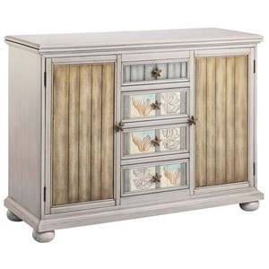 Morris Home Furnishings Cabinets Blainville Cabinet