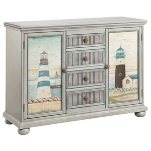 Morris Home Furnishings Cabinets Hatteras Cabinet