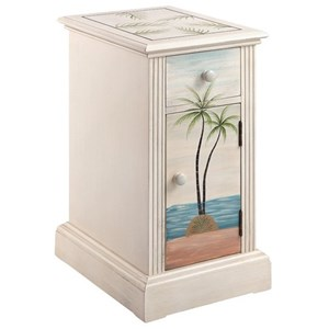 Morris Home Furnishings Cabinets Sandelier Cabinet