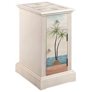 Morris Home Cabinets Sandelier Cabinet