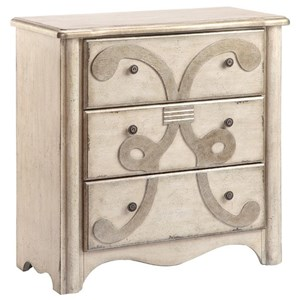 Morris Home Furnishings Cabinets Alma Accent Chest