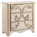 Morris Home Cabinets Alma Accent Chest  - Item Number: 13377