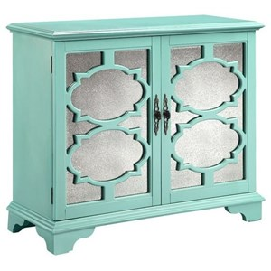 Morris Home Furnishings Cabinets Candice Cabinet