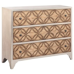 Morris Home Cabinets Supta Accent Chest