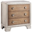 Morris Home Cabinets Nora Accent Chest - Item Number: 13382
