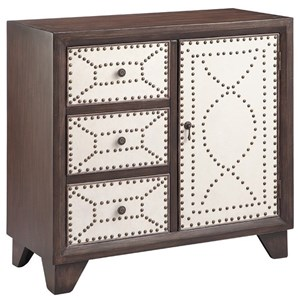 Morris Home Cabinets Cosette Accent Cabinet