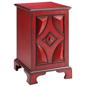 Morris Home Furnishings Cabinets Sookie Cabinet