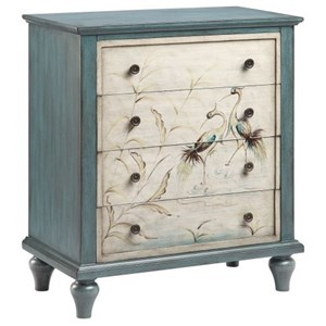 Morris Home Furnishings Cabinets Heron Chest